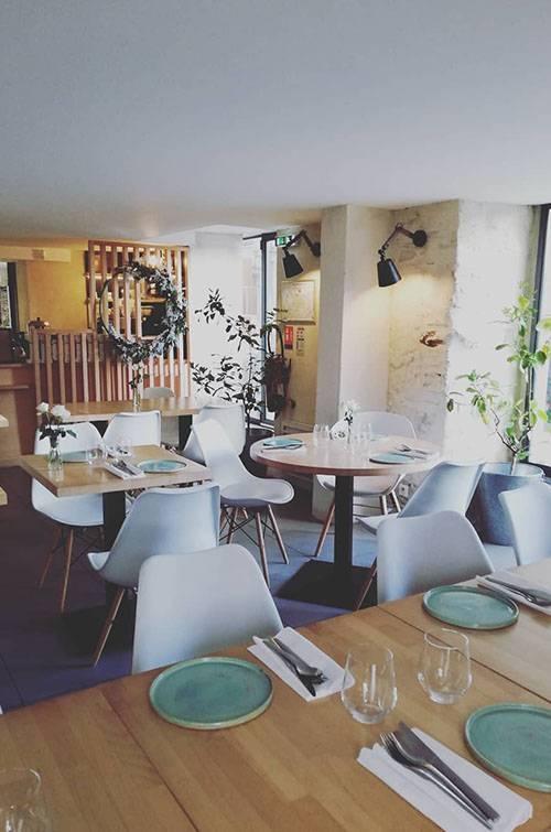 Le Restaurant - Sépia - Restaurant Nantes